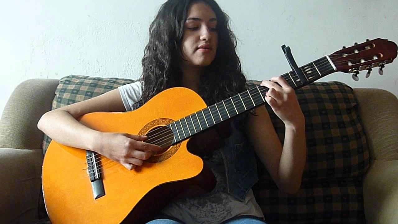 Iron And Wine Flightless Bird American Mouth Tutorial Guitarra Youtube