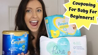 How To Coupon for Baby Items! | Formula | Diapers | Wipes