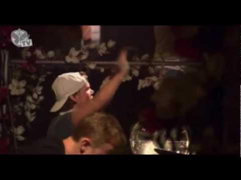 Avicii live at Tomorrowland 2012 HD (FULL PART)