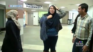 CTV: Ahmadiyya Muslim Women Hijab Campaign in Canada