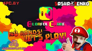 Colorful Colore Gameplay (Chin & Mouse Only)