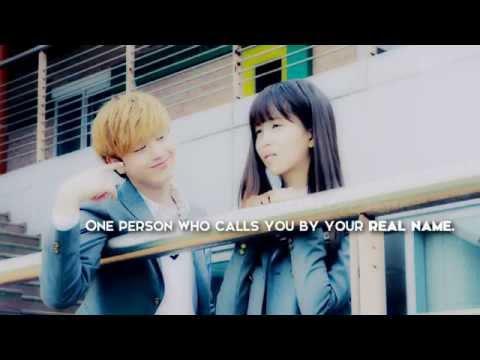 School 2015 // I'll fight for you (Tae Kwang & Eun Bi)