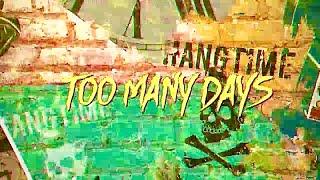 Hangtime - Too Many Days - Lyric Video