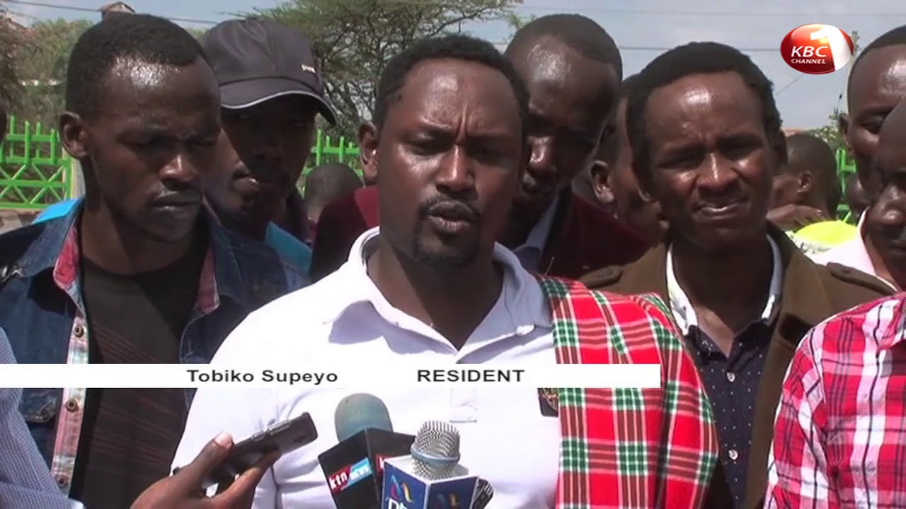 Youths in Kajiado demand title deeds acquired illegally revoked