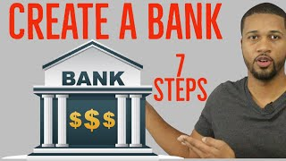 How To Start A Bank - Online Banking Business