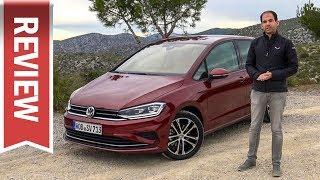 VW Golf Sportsvan Facelift (2018) 1.5 TSI ACT 130 PS im Fahrbericht: Test & Innenraum