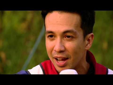 Laidback Luke - Interview at Tomorrowland 2012