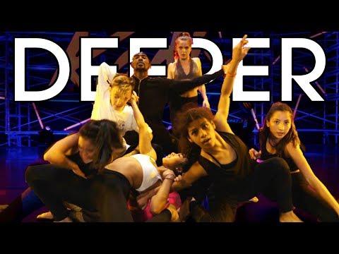 Deeper - Riton, MNEK & House Gospel Choir | Radix Dance Fix Season 2 | Brian Friedman Choreography