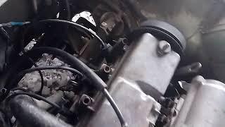 Ваз2110 не заводится двигатель на холодную,не испраная катушка зажиганиЯ