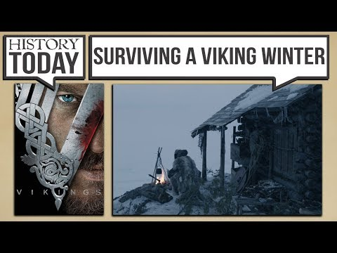History Today - Surviving a Viking Winter