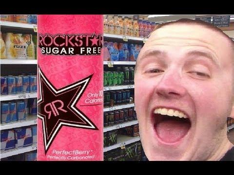 TravTries - Rockstar Sugar Free: Perfect Berry