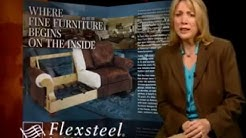 """60 Minutes"" Flexsteel Furniture at Naturally Wood Furniture"