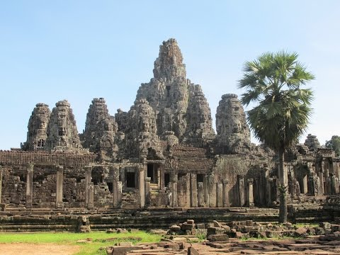 Cambodia: Top 10 Tourist Attractions - Video Travel Guide