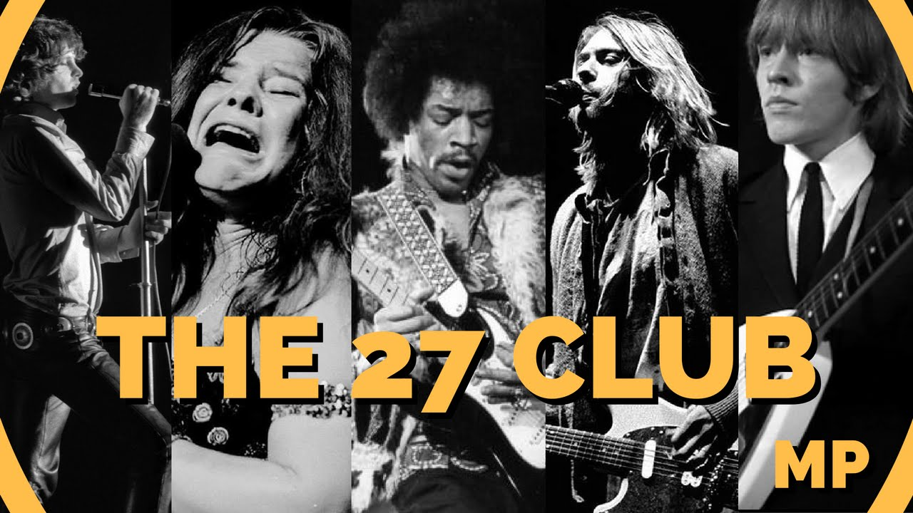 the 27 club the legendary musicians who all died at 27 youtube. Black Bedroom Furniture Sets. Home Design Ideas
