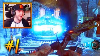 "Black Ops 3 ""DER EISEINDRACHE"" Zombies Gameplay! w/ Ali-A #1"