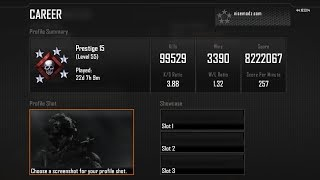 Black Ops 2 Remote Recovery Service l Unlock All | Legit Stats | [XBOX  360/XBOX ONE/PS3] by NiceMoDz