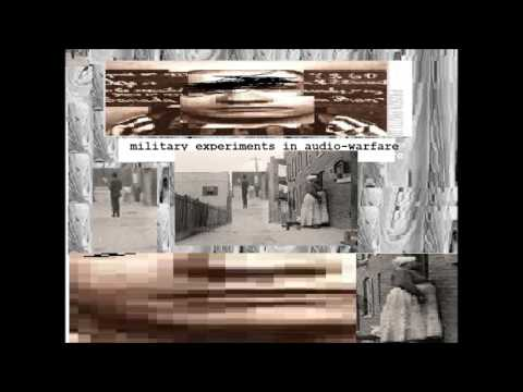 Extreme Volume Pop - Military Experiments in Audio-Warfare (Harsh Noise, Cassette Music, 2012)