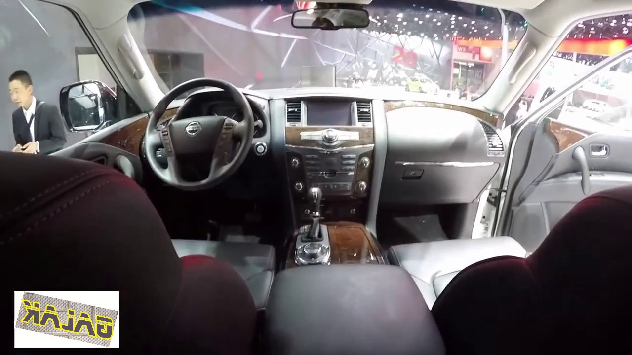 2018 Nissan Patrol Nismo Interior All New Youtube