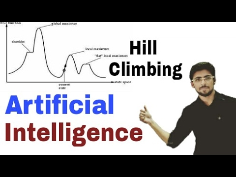 Hill Climbing Algorithm | Artificial Intelligence | (Eng-Hindi) | #13