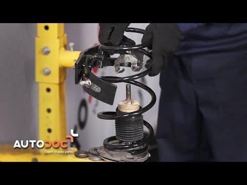 Wymiana sprężyny przednie BMW 5 E39 TUTORIAL | AUTODOC