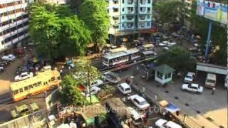 Discovering Myanmar (ex Burma). Yangon-episode 1.