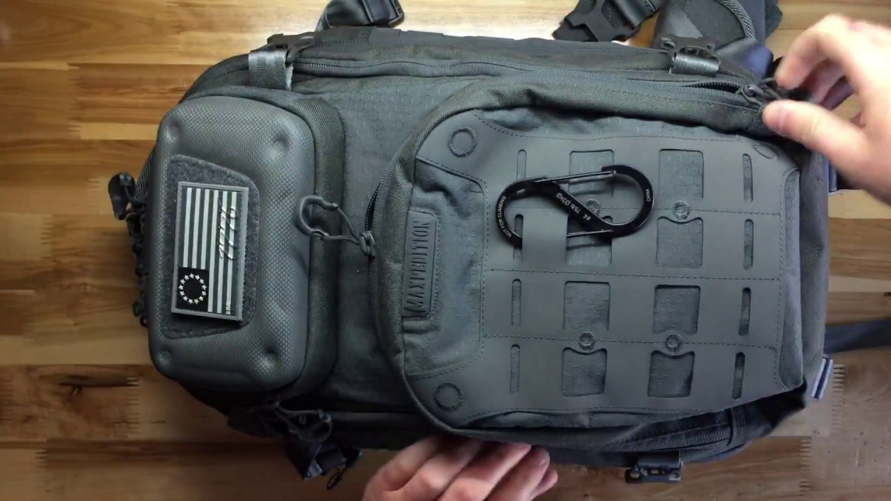 Maxpedition Agr Riftcore Daily Essentials Frp Quick Overview For Edc