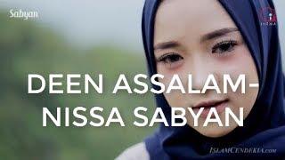 Gambar cover DEEN ASSALAM - NISSA SABYAN (LIRIK+KARAOKE)