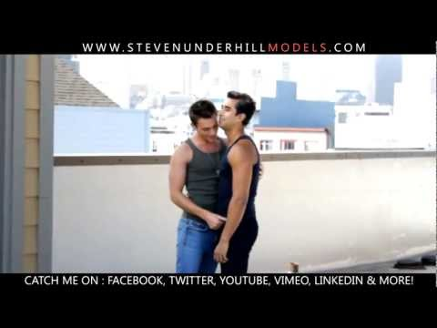 Steven Underhill Models Presents: Sean Paul Lockheart & Marcello