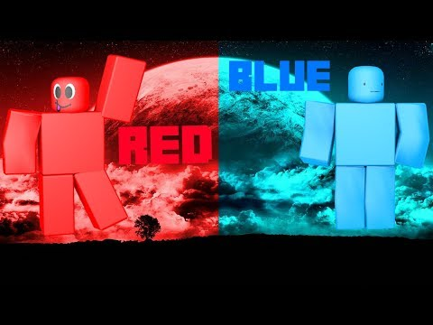 Red VS Blue (A Roblox Machinima)