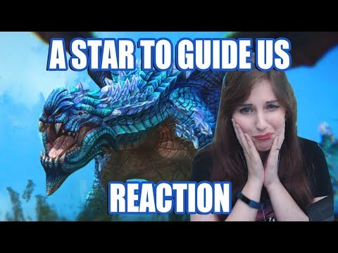 A STAR TO GUIDE US Reaction ● S4E4 Guild Wars 2 Living World thumbnail
