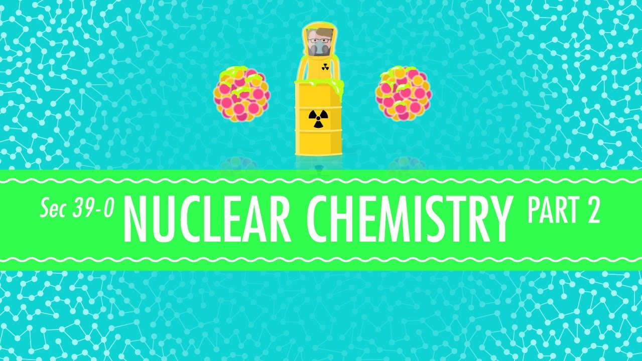 The history and science of nuclear chemistry