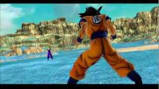 Dragon Ball Z Ultimate Tenkaichi - FULL GAME - HD PS3 Gameplay - Team Battle