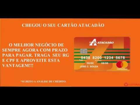 Conheca O Cartao Atacadao Mastercard Internacional Youtube