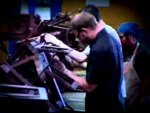 Howard Miller Floor Clock Factory Tour