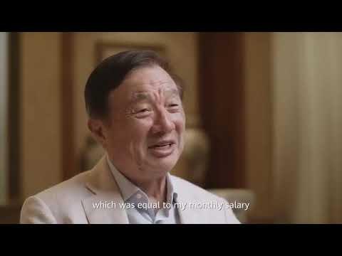 La Historia De Huawei