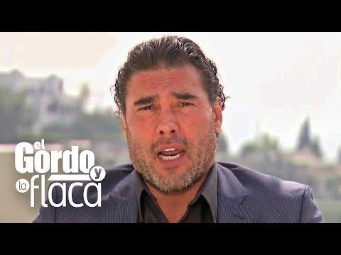 Eduardo Yáñez en exclusiva en El Gordo y la Flaca- Entrevista completa