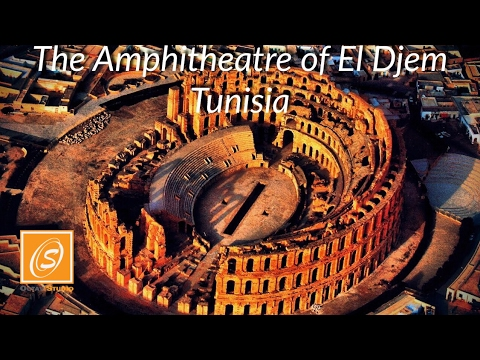 The Amphitheatre of El Djem Tour,  Mahdia, Tunisia
