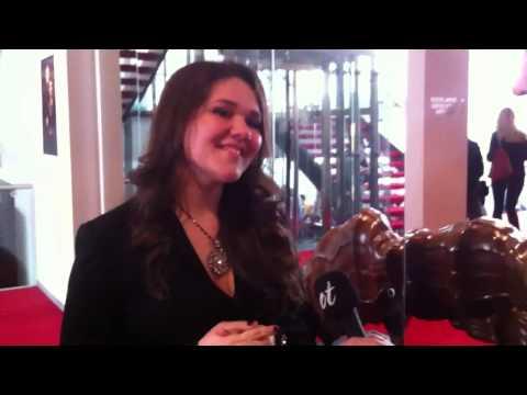 OIKOTIMES: DINA GARIPOVA INTERVIEW \ EUROVISION IN CONCERT 2013