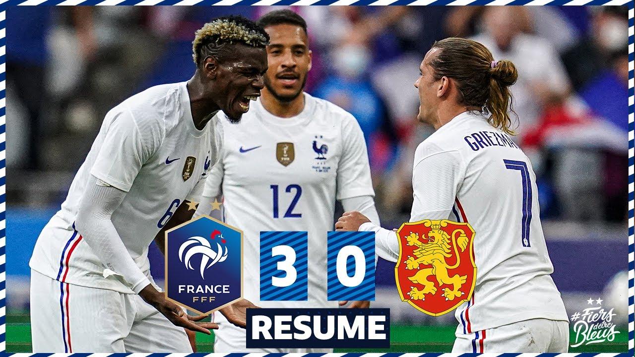 Download France 3-0 Bulgarie, le résumé I FFF 2021