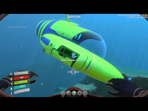 Subnautica - H20 - Ep 19 - Wreck Diving
