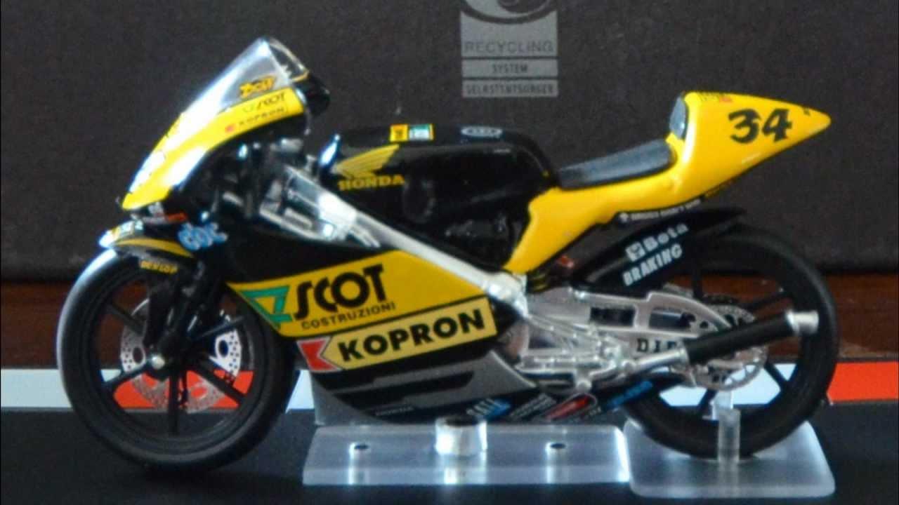 Honda 125, Andrea Dovizioso 2004 - YouTube