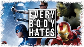 Everybody Hates THE AVENGERS - BossLevel8