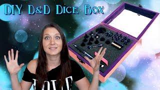 DIY: D&D Dice Box