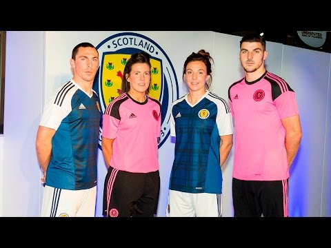 Scotland Kit Launch 2015