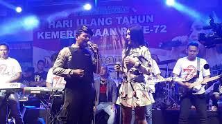 Video Duet Romantis Nella Kharisma ft Kapolsek Mlarak - Luka Hati Luka Diri LIVE Joresan Ponorogo download MP3, 3GP, MP4, WEBM, AVI, FLV Maret 2018
