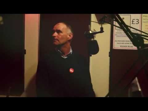 The Fiery Scots with Tommy Sheridan on Scottish Independence Sunday 23rd March 2014