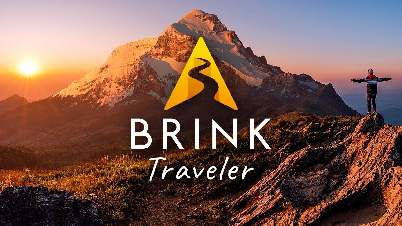 Ahora podrás viajar sin salir de casa gracias a Brink Traveler.