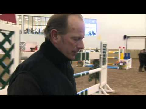 Showjumping - Geoff Luckett Top Tips January 2012