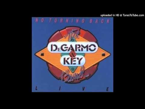 11. Long Distance Runner - DeGarmo & Key - No Turning Back - Live (1982)