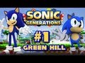 Sonic Generations PC 1080p Part 1 Green Hill Zone